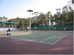 The participants enjoyed a pleasurable afternoon at the CUHK.